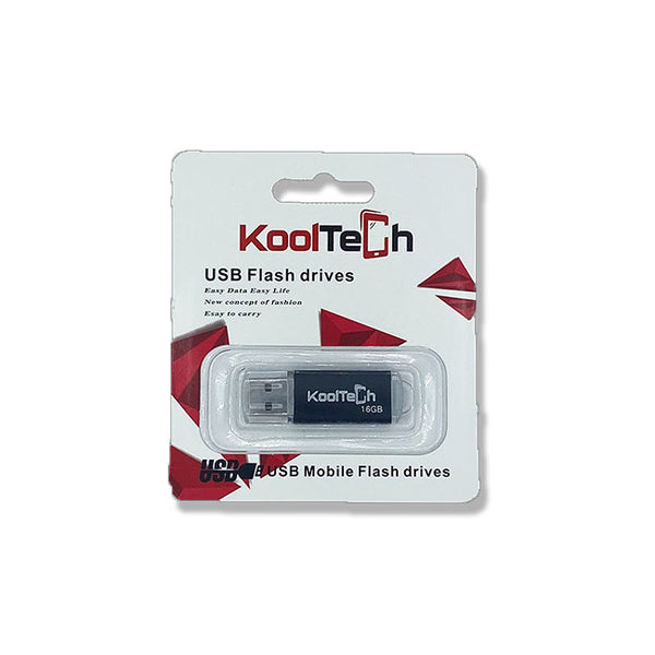 FLASH DRIVE 16GB KOOL TECH - dfw cellphone and parts
