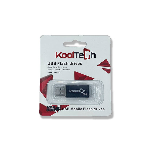 FLASH DRIVE 4GB KOOL TECH - dfw cellphone and parts