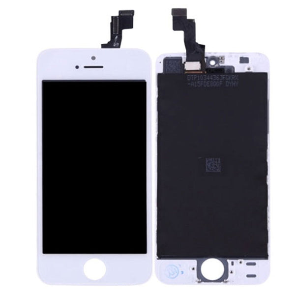 LCD FOR IP SE WHITE - dfw cellphone and parts