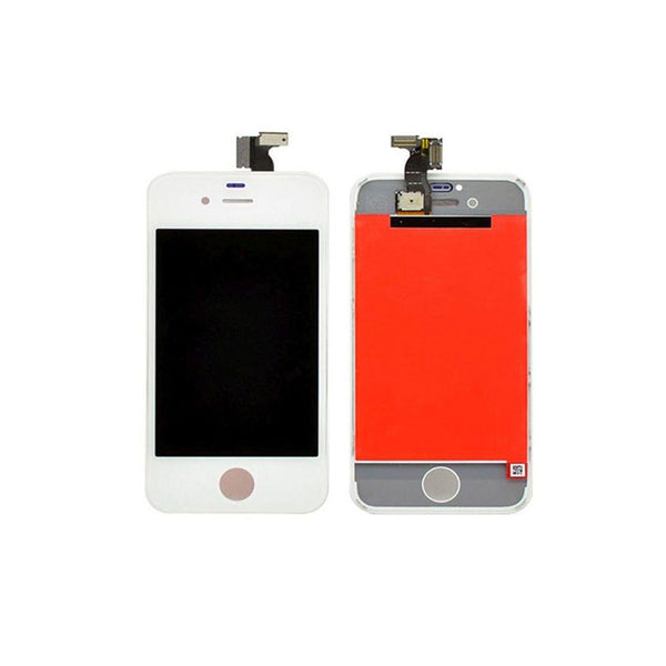 LCD FOR IP4S WHITE - dfw cellphone and parts