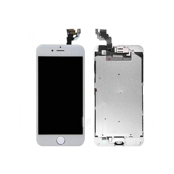 LCD FOR IP6 4.7 WHITE - dfw cellphone and parts