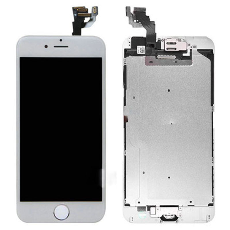 LCD FOR IP6 PLUS WHITE