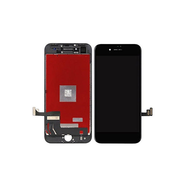 LCD FOR IP8 BLACK - dfw cellphone and parts