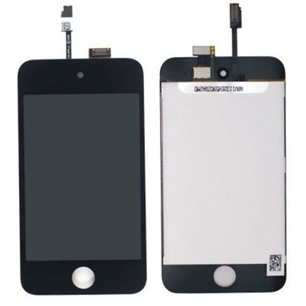 LCD FOR IPOD TOUCH 4 BLACK - dfw cellphone and parts