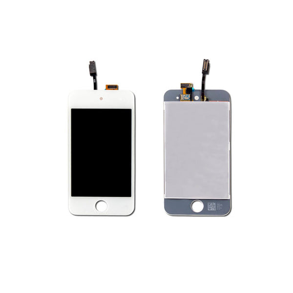 LCD FOR IPOD TOUCH 4 WHITE - dfw cellphone and parts