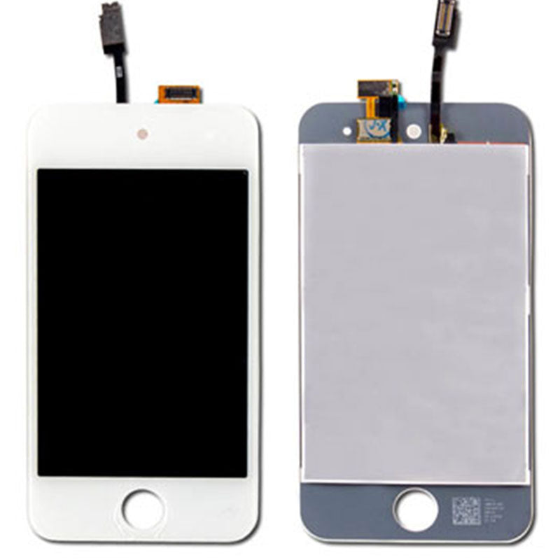 LCD FOR IPOD TOUCH 4 WHITE