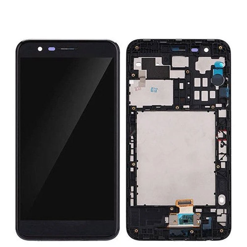 LCD LG K10 WITH FRAME