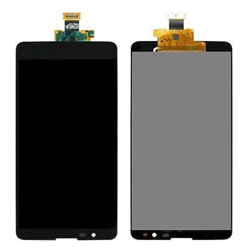 LCD LG STYLO 2 LS775 WITH FRAME