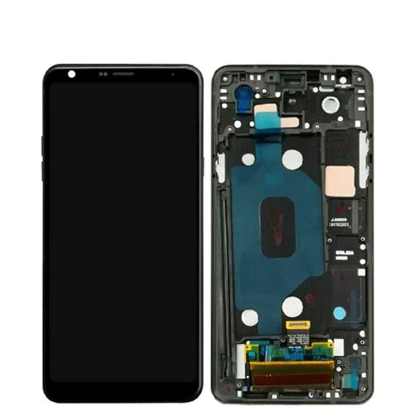 LCD LG STYLO 4 WITH FRAME - dfw cellphone and parts