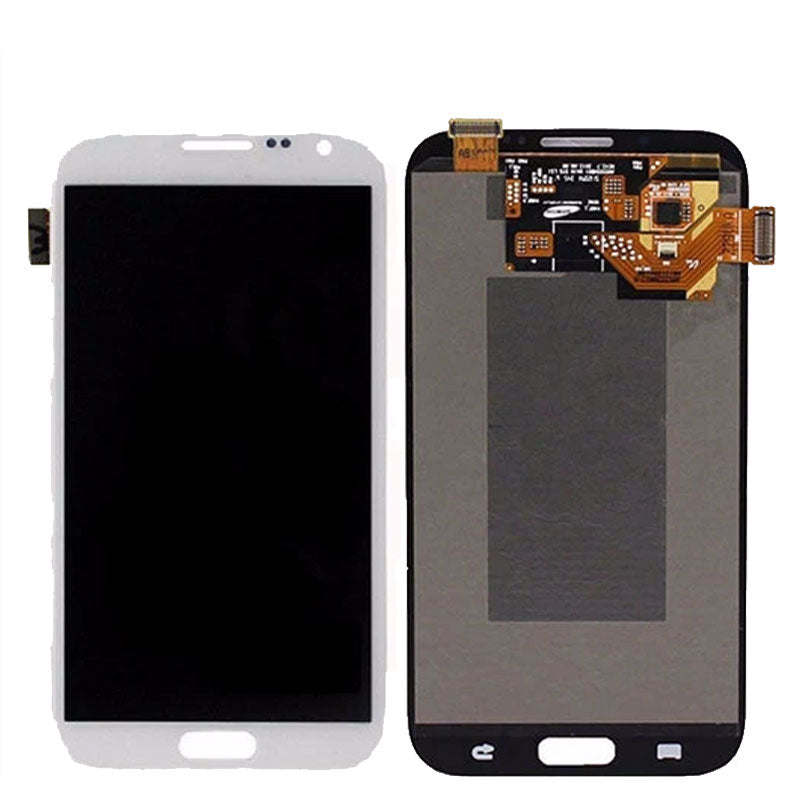 LCD NOTE 2 N7100  WHITE
