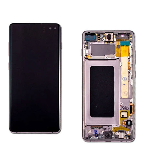 LCD S10 E WITH FRAME - dfw cellphone and parts