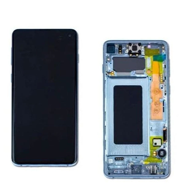 LCD S10 WITH FRAME - dfw cellphone and parts