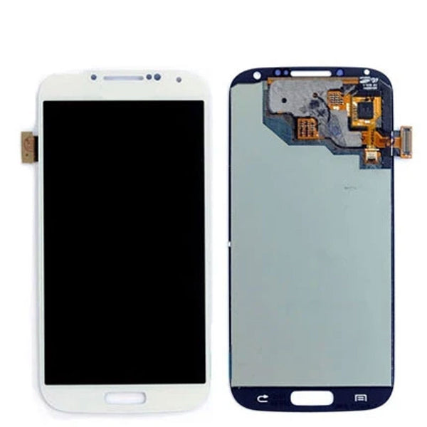 LCD S4 UNIVERSE WHITE - dfw cellphone and parts