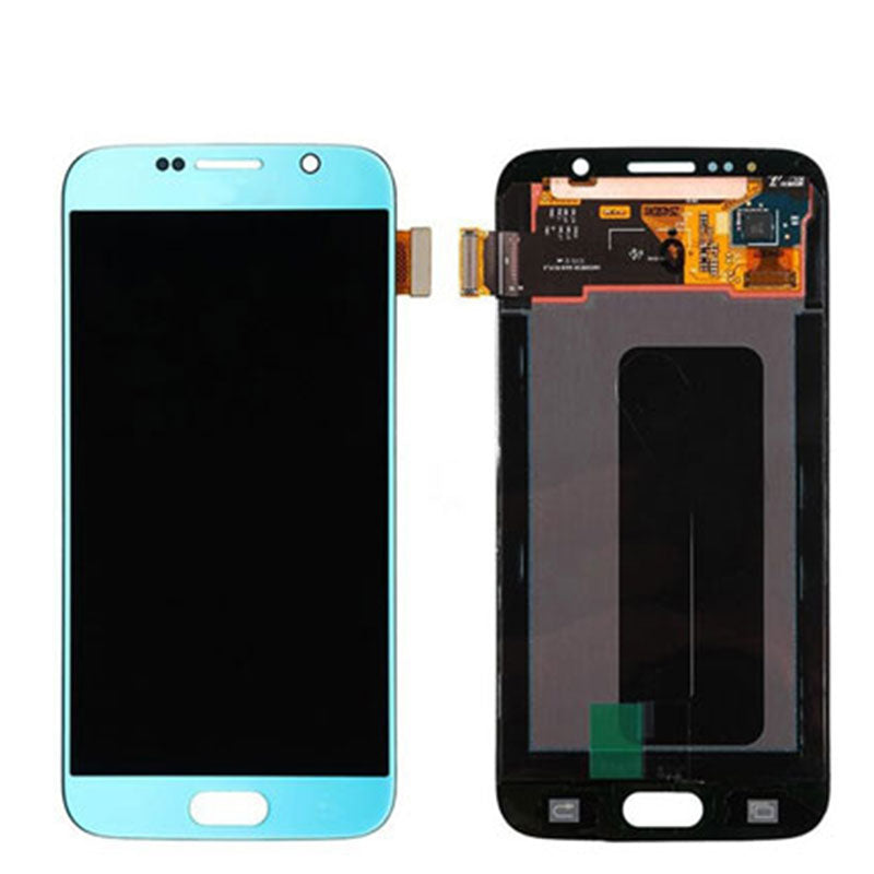 LCD S6 BLUE