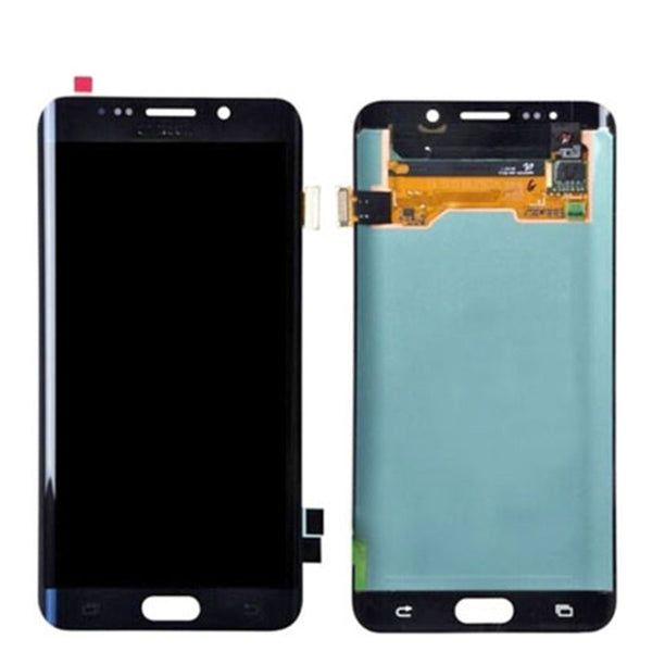 LCD S6 EDGE BLUE - dfw cellphone and parts