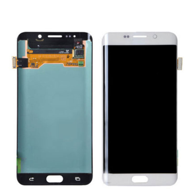 LCD S6 EDGE PLUS WHITE