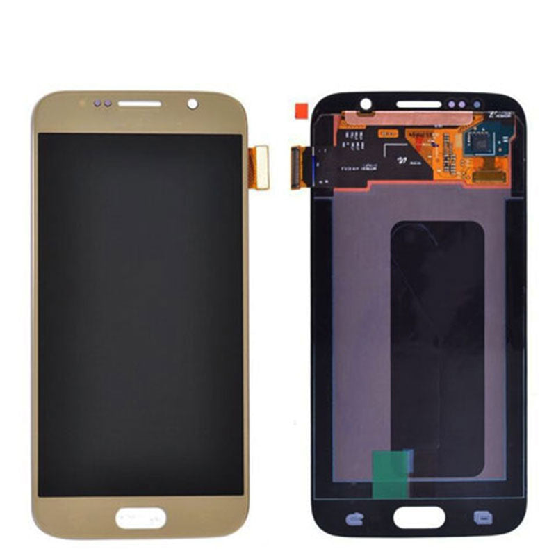 LCD S6 GOLD