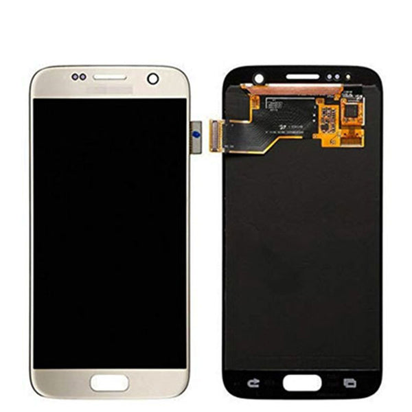 LCD S7 GOLD G930 - dfw cellphone and parts