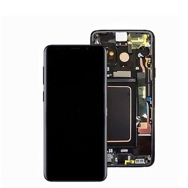 LCD S9 AB STOCK WITH FRAME - dfw cellphone and parts
