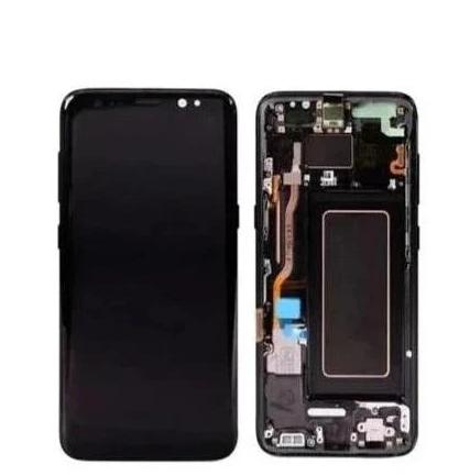 LCD S9 PLUS WITH FRAME - dfw cellphone and parts