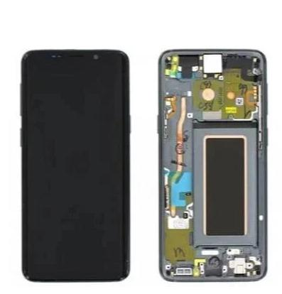 LCD S9 WITH FRAME - dfw cellphone and parts
