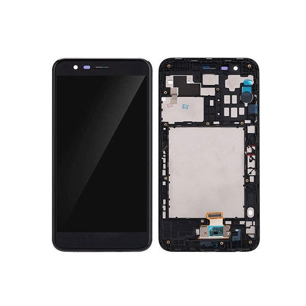 LCD LG K10 WITH FRAME - dfw cellphone and parts