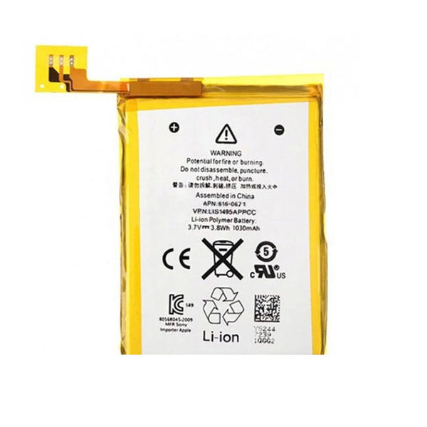 BATTERY FOR IPOD TOUCH 5 - dfw cellphone and parts