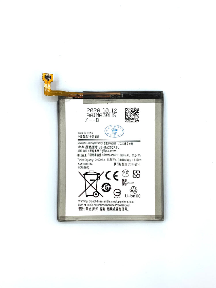 BATTERY FOR SAM A10e