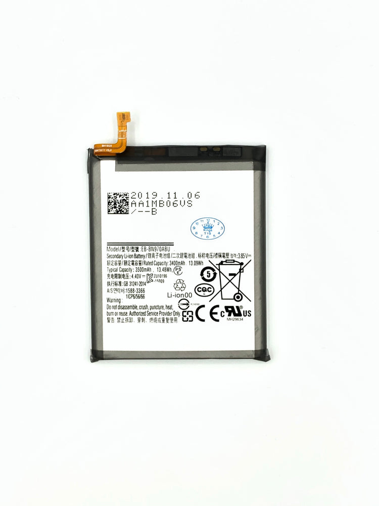 BATTERY FOR SAM NOTE 10