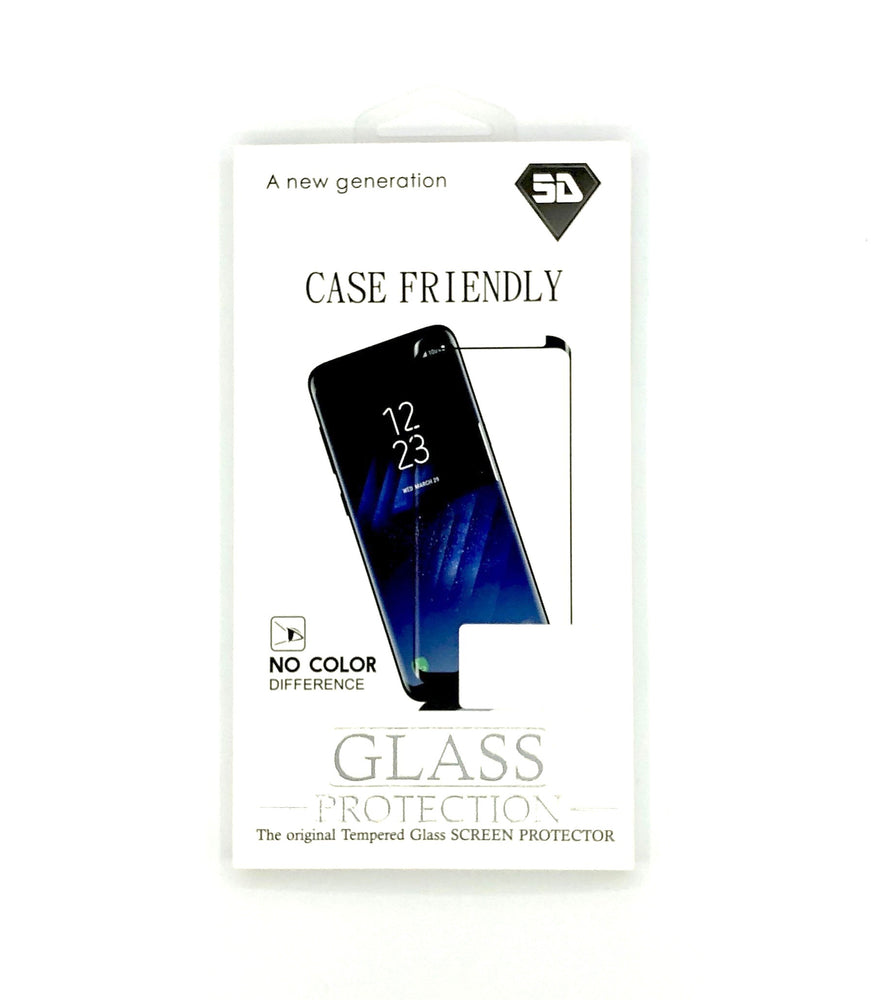 TEMPERED GLASS SMALL FULL S10 PLUS