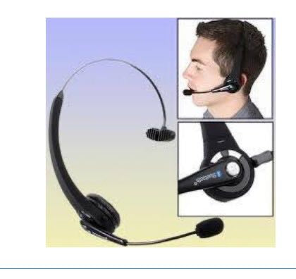 TRUCKERS BLUETOOTH HEADSET PS3