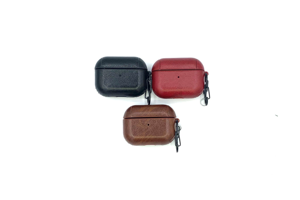 LEATHER CASE FOR AIRPORD PRO