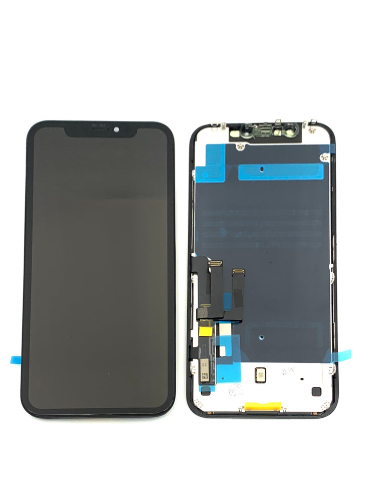 PREMIUM LCD FOR IPHONE 11 WITH BACK PLATE