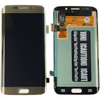 LCD S7 EDGE GOLD G935 - dfw cellphone and parts