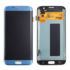 LCD S7 EDGE BLUE G935 - dfw cellphone and parts