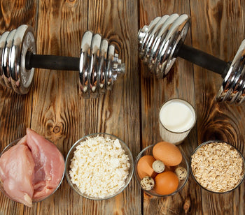 A Muscle Building Diet (Guide)