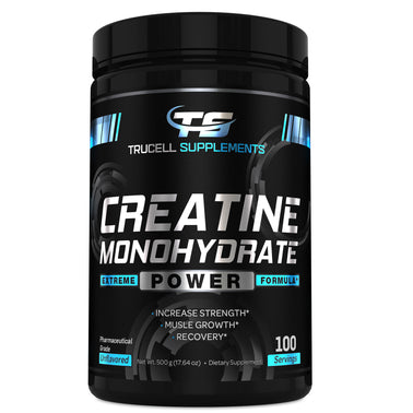 Creatine Monohydrate (Unflavored)