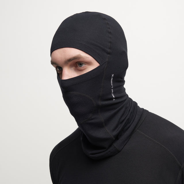 Core Balaclava Tech 260 - Black