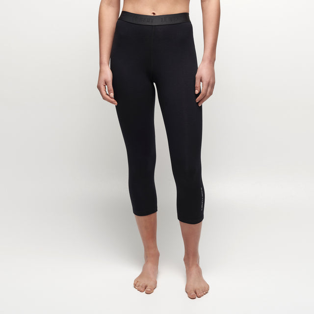 Womens Core 200 3/4 Bottom - Black