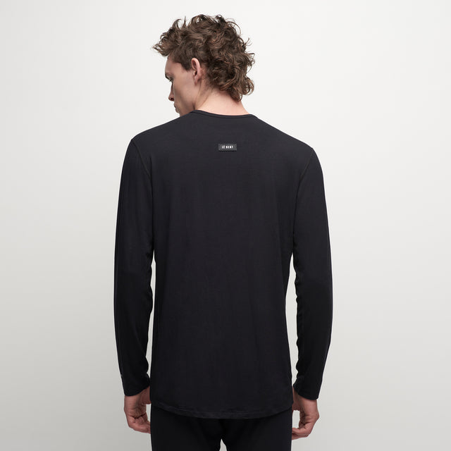 Mens Core 260 Crew - Black