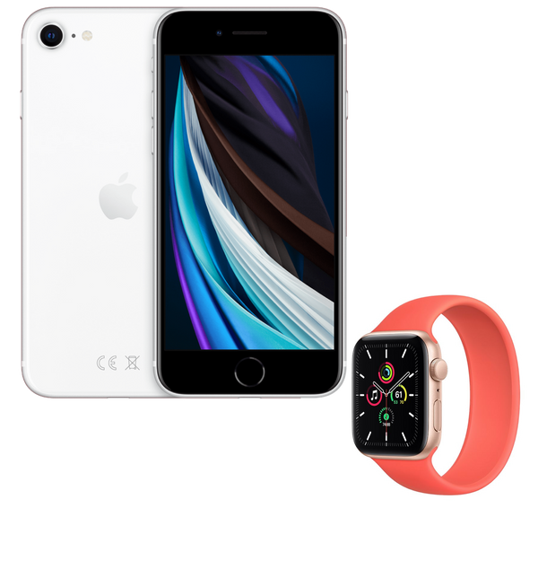 Pack Watch SE | iPhone SE & Apple Watch SE | 64 Go