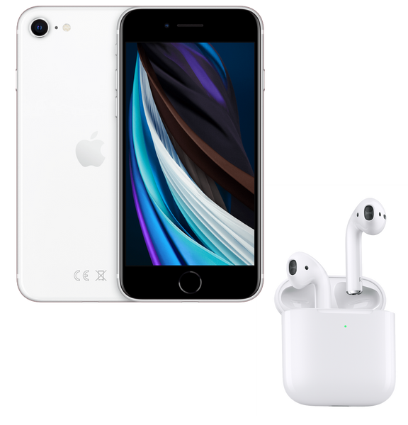 Pack Zik | iPhone SE - AirPods 2 ou Bose s700 | 64 Go