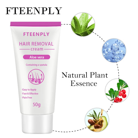 FTEENPLY Hair Removal Cream