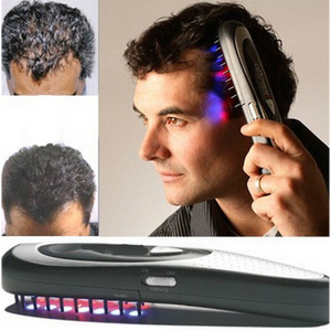 Electric Laser Hair Comb