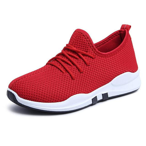 trendy-titan - Black Red Male Gym Sneakers - eprolo -