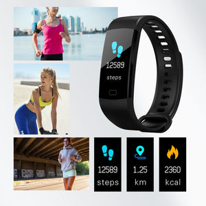 Waterproof Smart Wristband Smart Watch Men