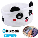 Panda  Bluetooth Headphone Sleep Mask