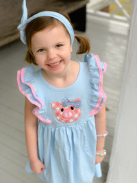 Princess Piggy Dress