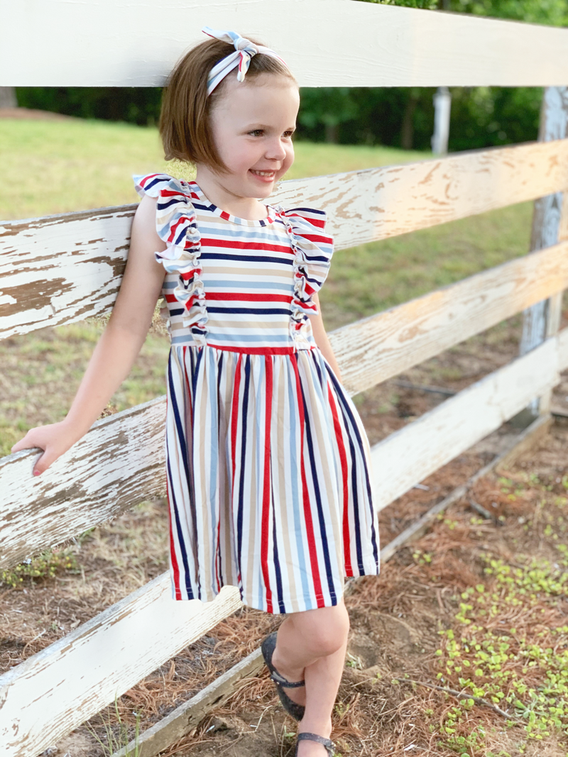 Little Miss America Dress