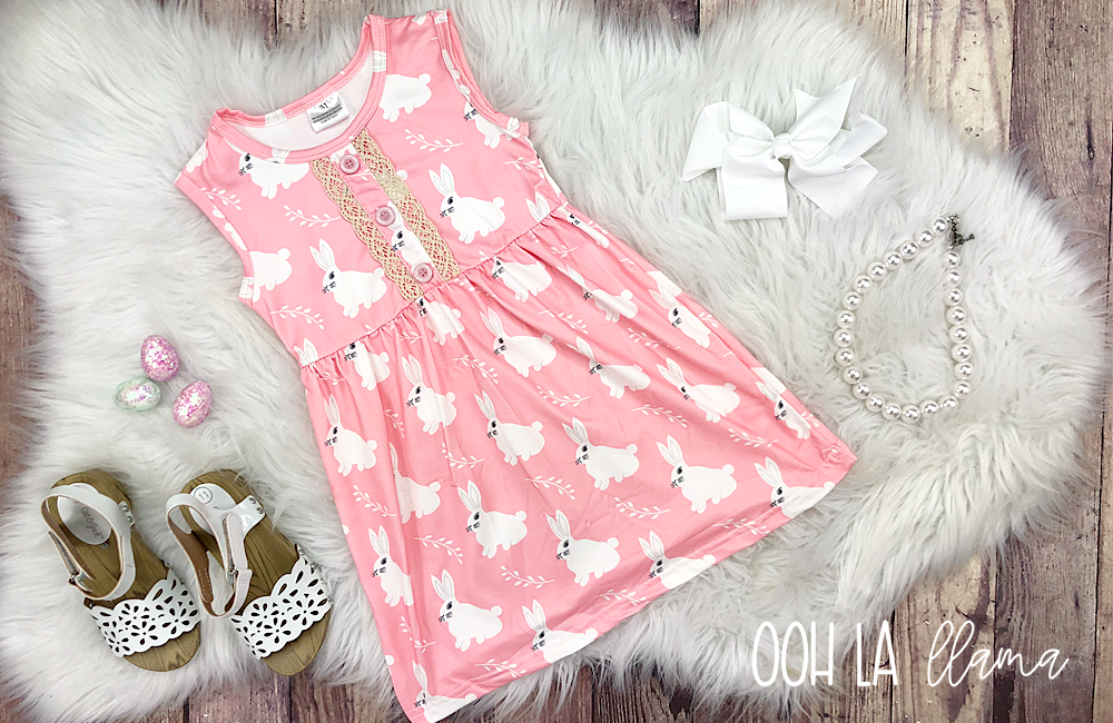 Bunny Boo Boo Dress